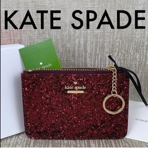 🆕 KATE SPADE NEW WALLET / KEY HOLDER 💯AUTHENTIC